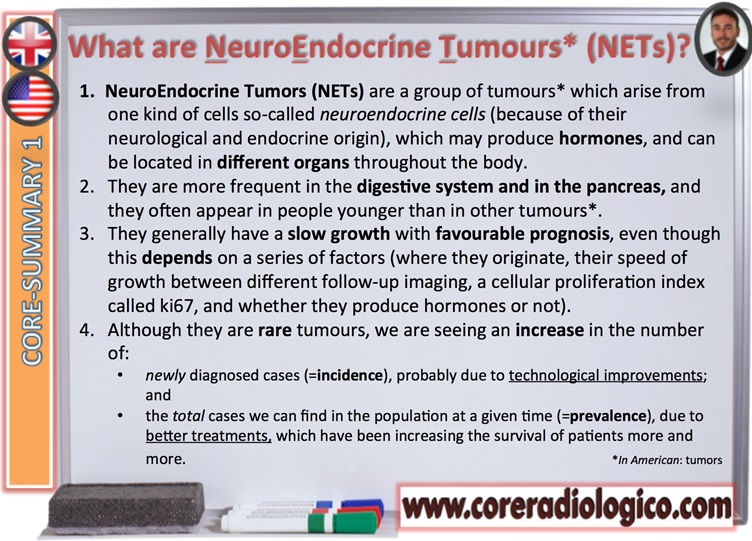 CORE-SUMMARY 1_WHAT ARE NEUROENDOCRINE TUMOURS