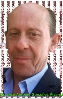 Dr. JOSÉ ANTONIO GONZÁLEZ ÁLVAREZ